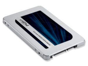 2.5インチタイプSSDの画像