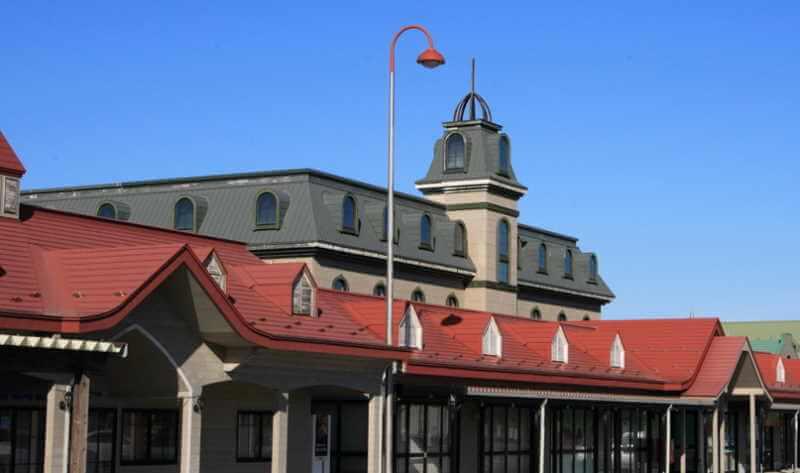 道の駅「岩城」の写真画像