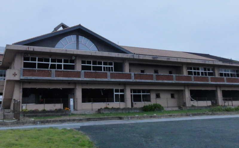 宮城県山元町中浜小学校の写真