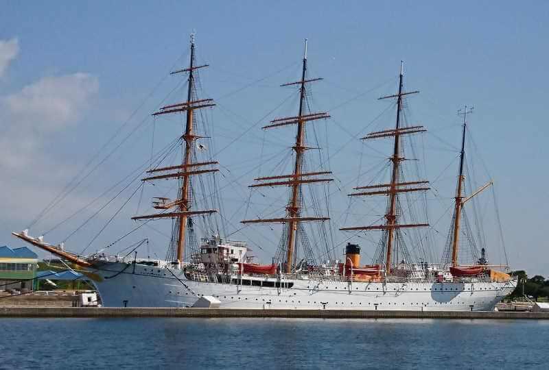 帆船海王丸の写真画像